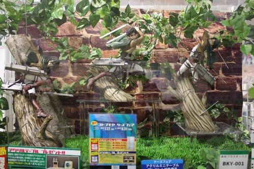 Des trucs otaku à Tokyo et Osaka ಥ‿ಥ #39