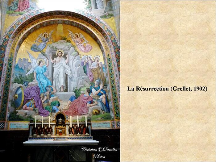 Lourdes (I/V)
