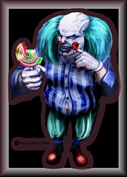 Tube clown 2974