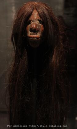 Expo du musée du quai Branly