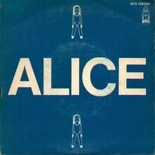 ALICE 45T 2 1971