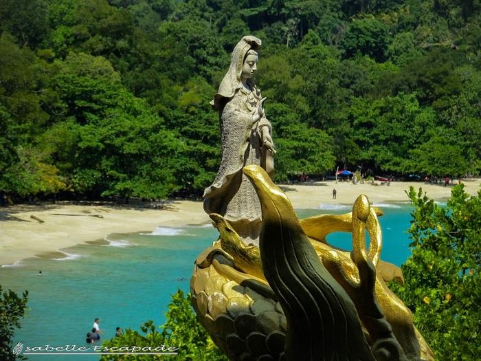 7 Juillet 2016 - Pangkok Island... le paradis ?