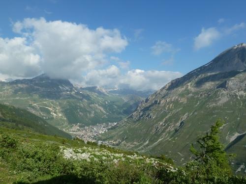 de Val d'Isère à