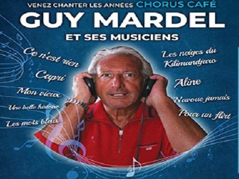 Venez chanter avec Guy Mardel et le Chorus Café – JerusalemFutee