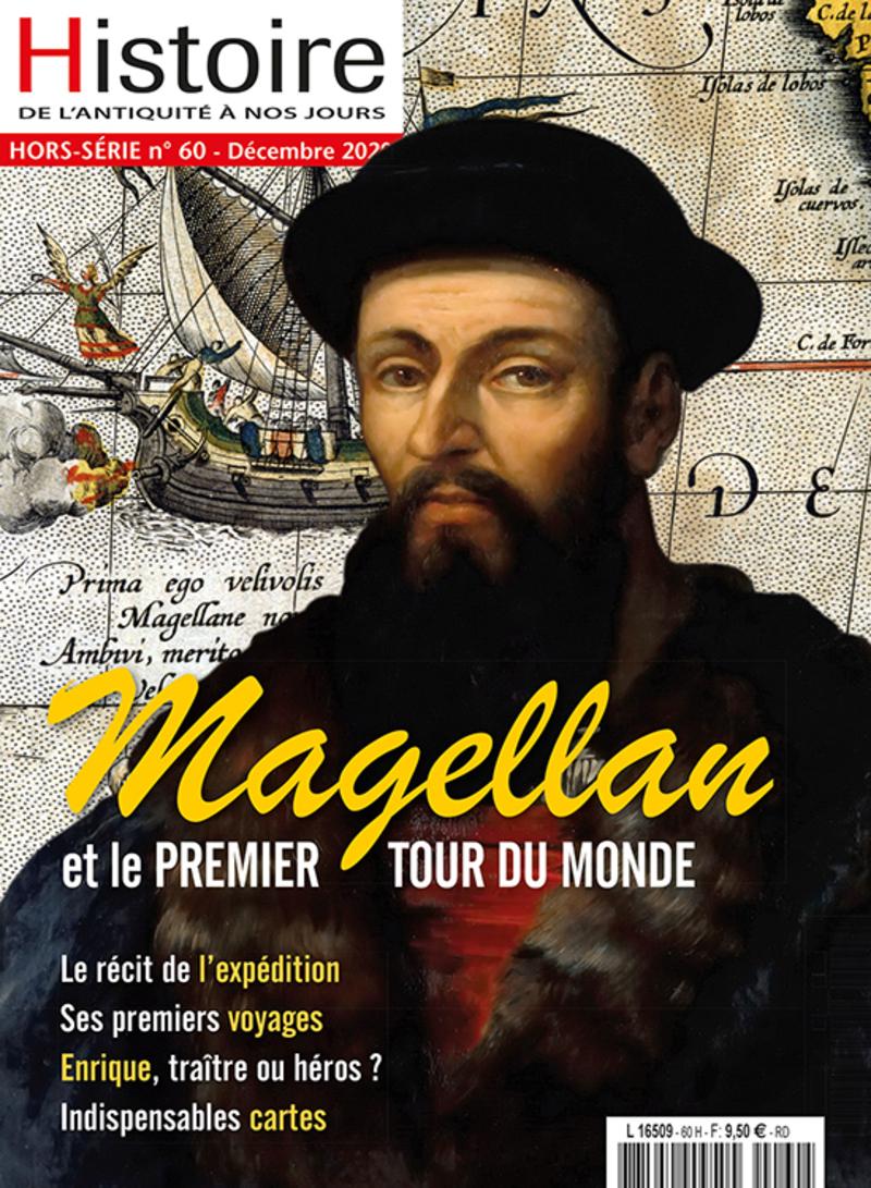 Magellan et le premier tour du monde