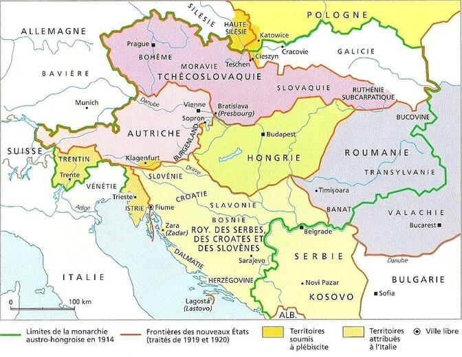 Ukraine - les Berkut de Transcarpatie (Ruthénie) refusent d'obéir aux nazis de Kiev