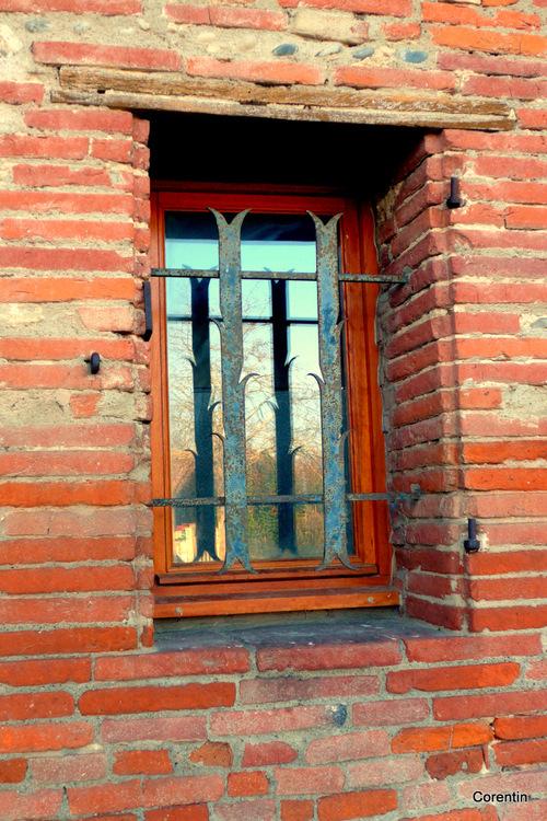 Des fenêtres anciennes ...