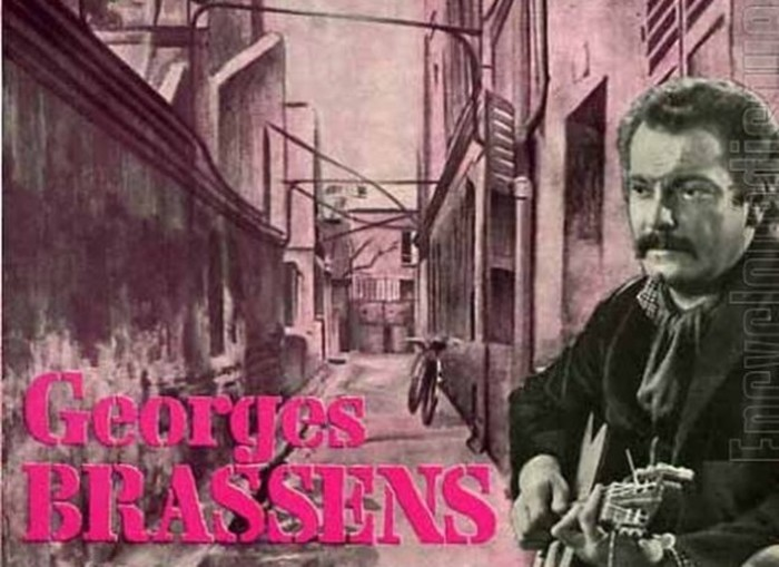 Les lilas. G.Brassens.
