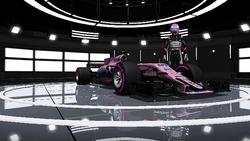 Sahara Force India F1 Team - Esteban Ocon