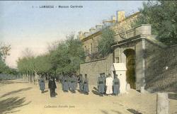 Algérie coloniale, Lambese - prison centrale