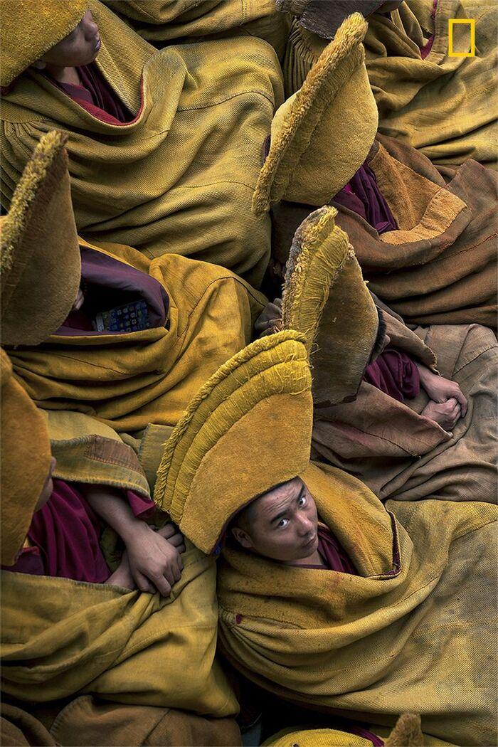 Photos exceptionnelles de la Catégorie People du Concours National Geographic Traveler 2018