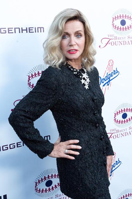 Donna Mills lors de l'édition annuelle de la Fondation  Brent Shapiro.
