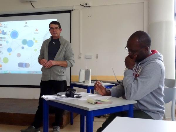 La Fête de la Science 2017, sur le thème des dangers du phytosanitaire, a eu lieu au Lycée agricole de La Barotte