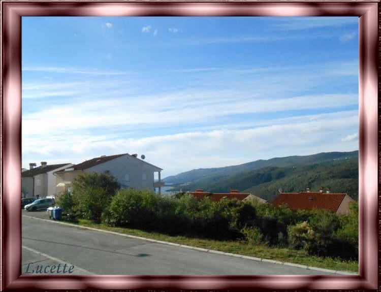 Séjour croate : les environs de l'appartement
