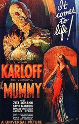 Affiche La Momie (1932)