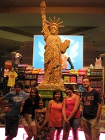 Las Vegas (6 Août)