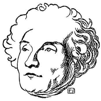 Joseph de Maistre (portrait par Félix Vallotton)