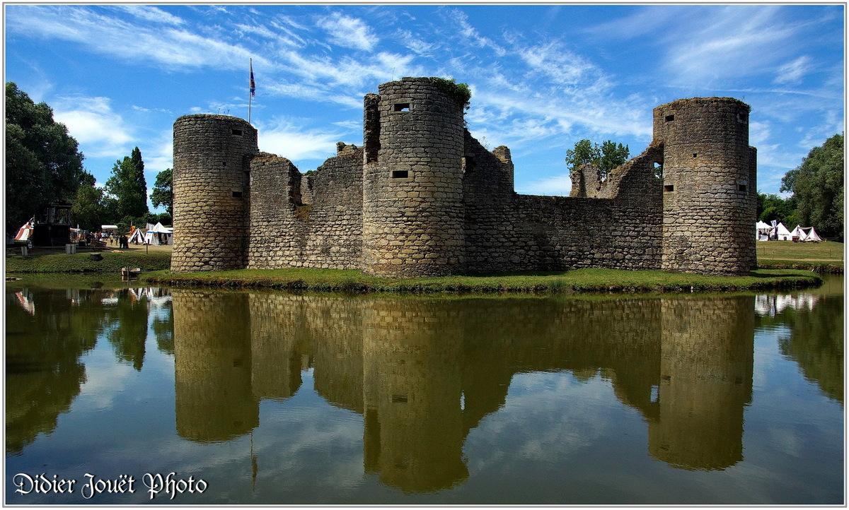 Médiévales de Commequiers 2015 (1) - L'environnement