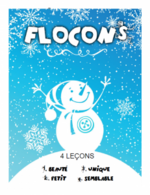 """Manuel de leçons """"Flocons"""""""
