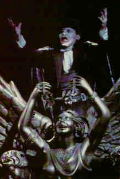 Le Fantôme de l'Opéra --- Théâtre Mogador ----  Paris