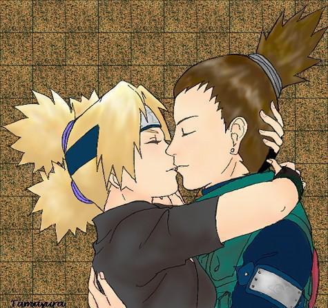waouh ! un baiser !