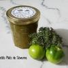 confiture tomates vertes thym au tmix