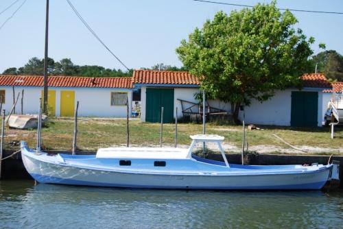 Andernos, du côté du port