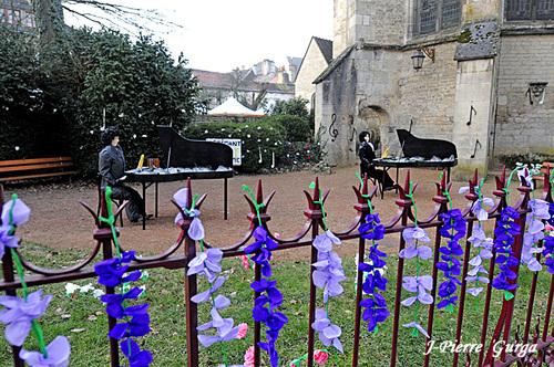 La Saint Vincent Tournante des Crémants de Bourgogne, vue par Jean-Pierre Gurga..