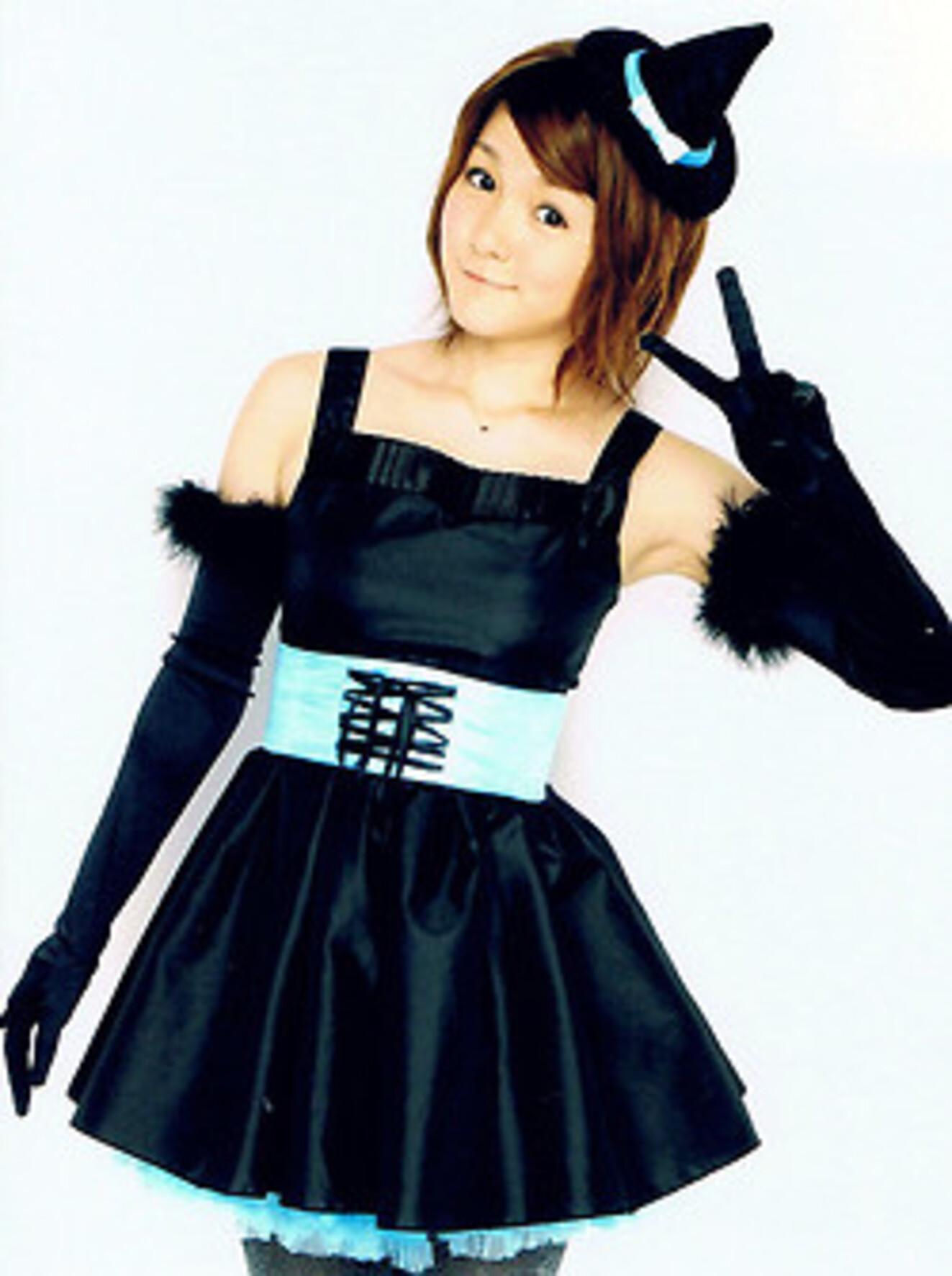 Aika Mitsui France vous souhaite un terrible Halloween !!