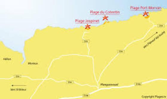 22400 Planguenoual grève du Jospinet