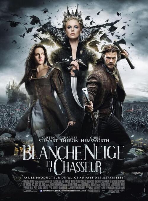 """Bonsoir a l'honneur : """"Blanche neige..."""""""