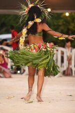 Vendredi 3 juin 2016 : Danses tahitiennes