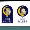 Logo pour une association orléanaise d'aide aux enfants trisomiques (2006) Sans suite…