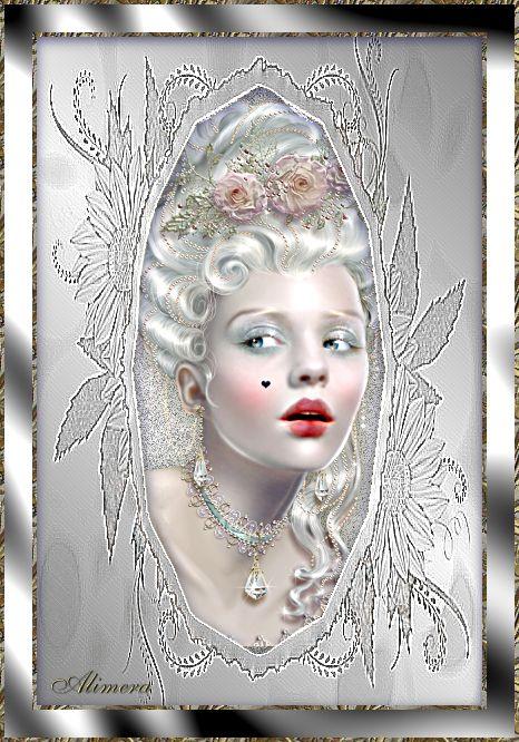 Ezüst kép