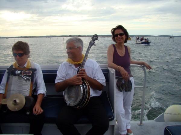 DSC03860soirée musicale en bateau