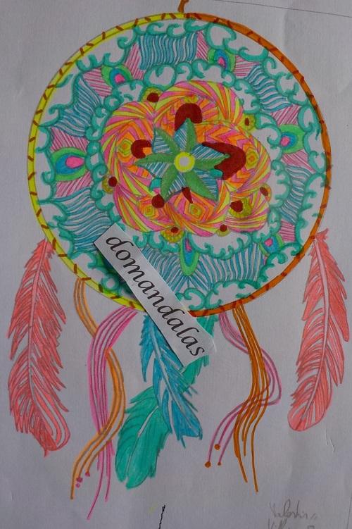 DOMANDALAS coloriages pour le concours