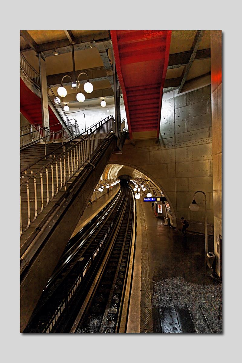 Métro Cité 2
