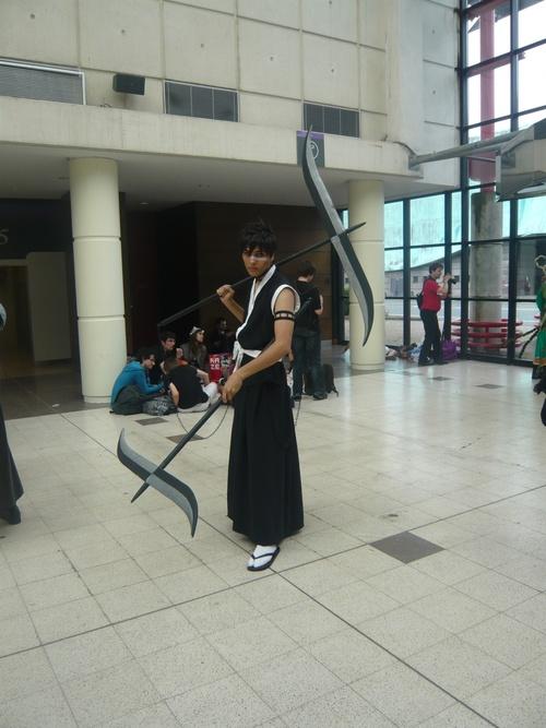 Les magnifiques cosplay de la JE 2012.