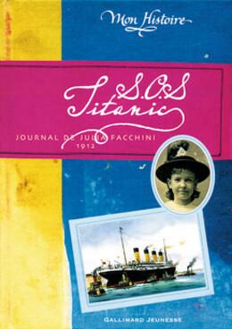 """""""S.O.S Titanic"""" de Christine Féret-Fleury"""