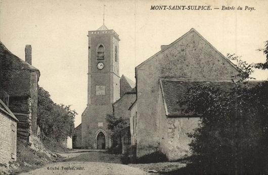 Famille Mathieu, Mont-Saint-Sulpice (89)