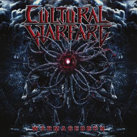 CULTURAL WARFARE - Détails et extrait du premier album Warmageddon