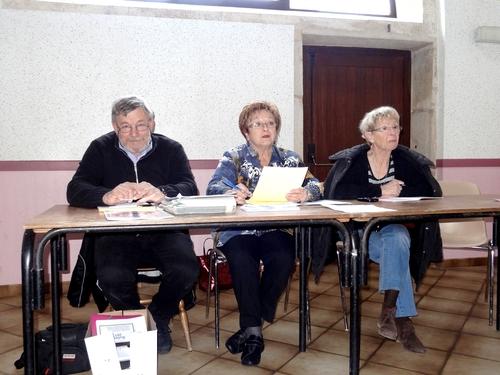 L'Assemblée Générale 2013 des Amis du Canton d'Aignay le Duc