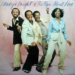 Gladys Knight & The Pips - About Love - Complete LP