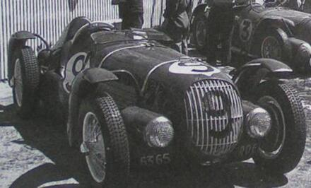 Le Mans 1949 (I)