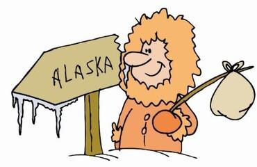 NOUS VOICI A LA CAPITALE DE L'ALASKA : JUNEAU