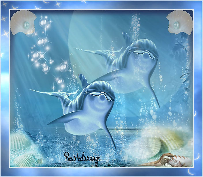 Créas dauphins