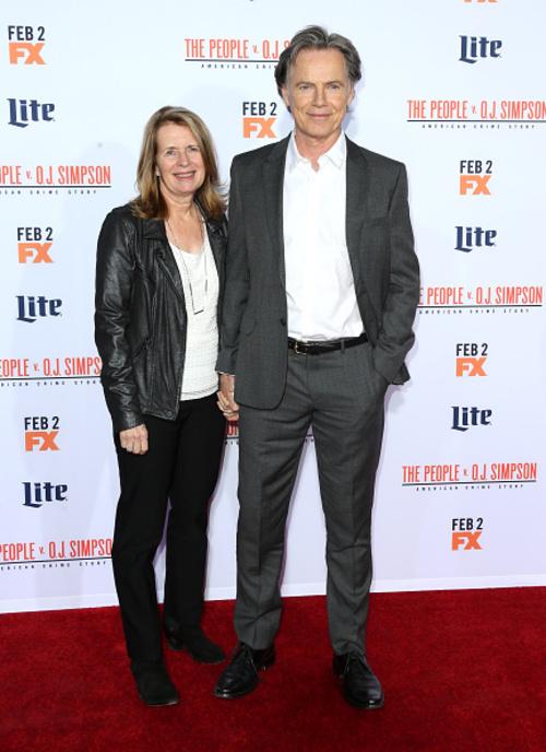 Bruce Greenwood et Susan Devlin.