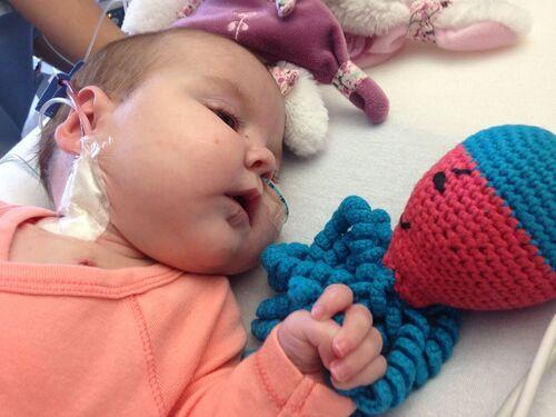 Elisa hospitalisé à Massy