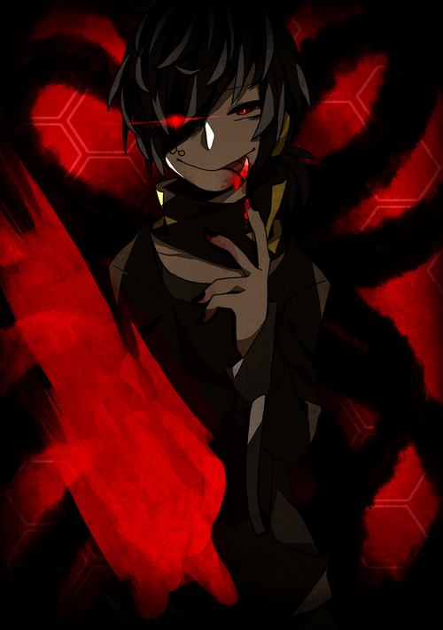 Kuroha - Kagerou Project