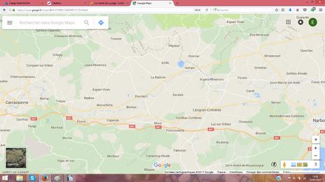 De Carcassonne à Nevian